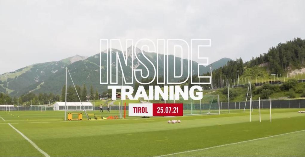 ویدیو| تمرینات آمادگی لیورپول برای فصل جدید