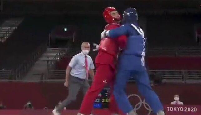 ویدیو  شکست ایران در فینال رقابتهای میکس تیمی تکواندو