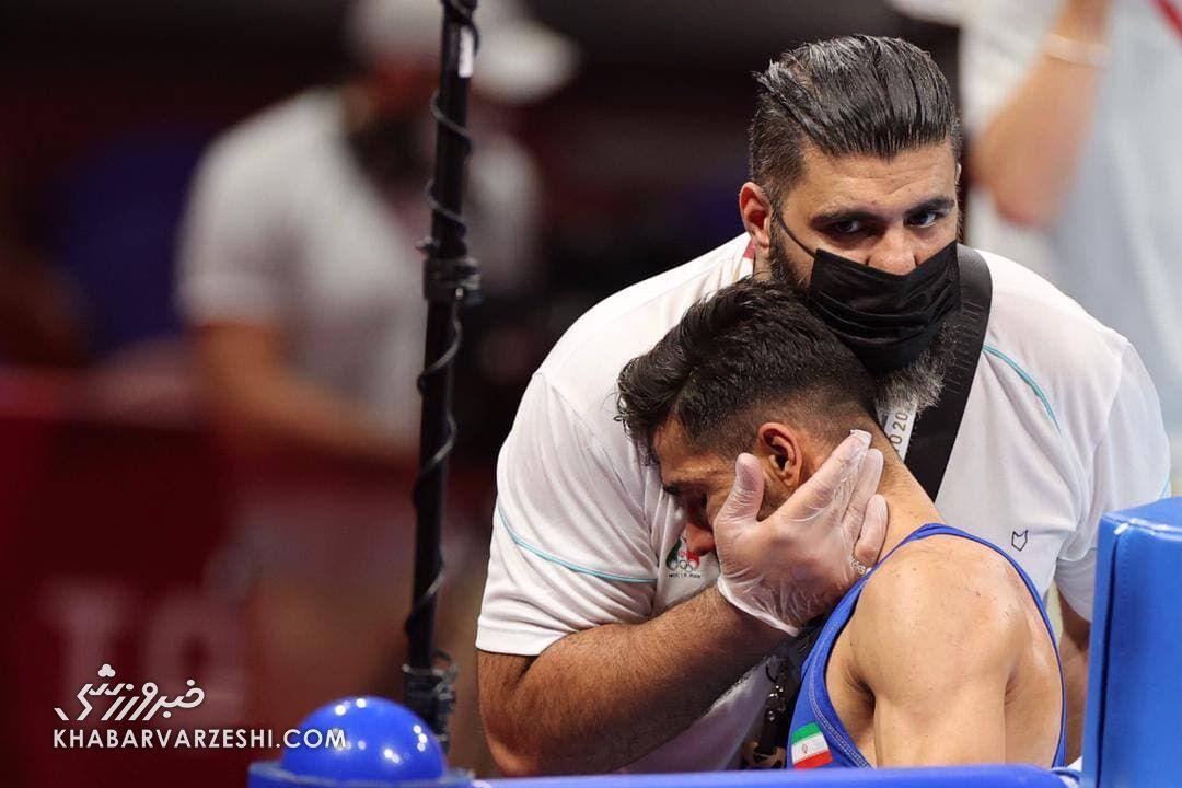 صورت زخمی ورزش ایران هم از المپیک حذف شد