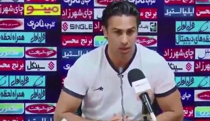 ویدیو  مجیدی: فردا فوتبال بسیار خوبی را مقابل سپاهان خواهید دید