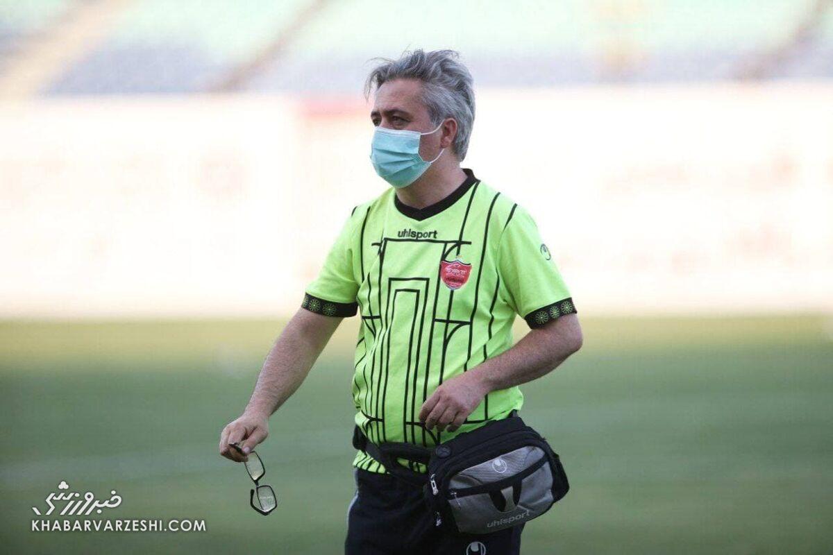 آخرین وضعیت بازیکنان مصدوم پرسپولیس/ زمان حضور در ایفمارک مشخص شد