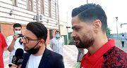 ویدیو| صحبت های کامیابی نیا پیش از آغاز بازی پرسپولیس و پیکان