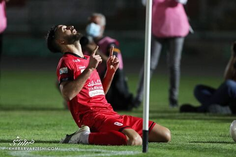شادی گل احمد نوراللهی؛ پیکان - پرسپولیس