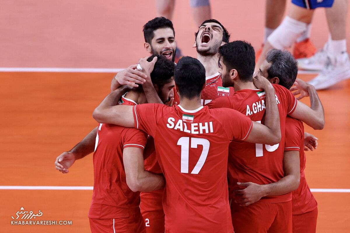 احتمالات صعود تیم ملی والیبال ایران/ هم اکنون نیازمند برد هستیم!