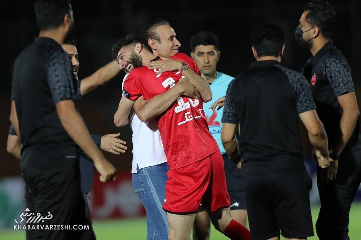 زننده گل قهرمانی پرسپولیس ۲۴ ساعت قبل از بازی فیکس شد!/ چرا تصمیم گل محمدی تغییر کرد؟