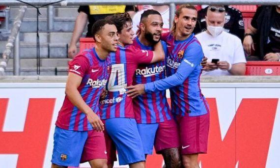 ویدیو  خلاصه بازی اشتوتگارت ۰-۳ بارسلونا