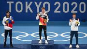 قهرمانی تنیس المپیک به آلمانیها رسید/ یک بایرنی غول جدید تنیس شد