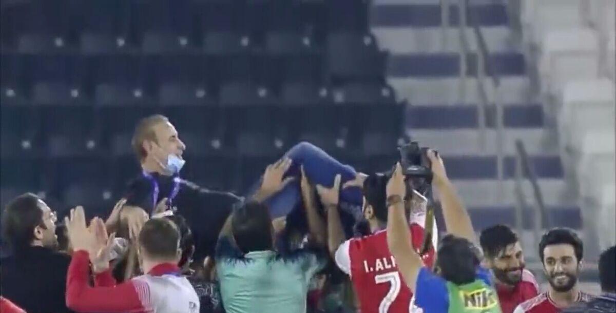 ویدیو| برترین لحظات زندگی فوتبالی یحیی گل محمدی