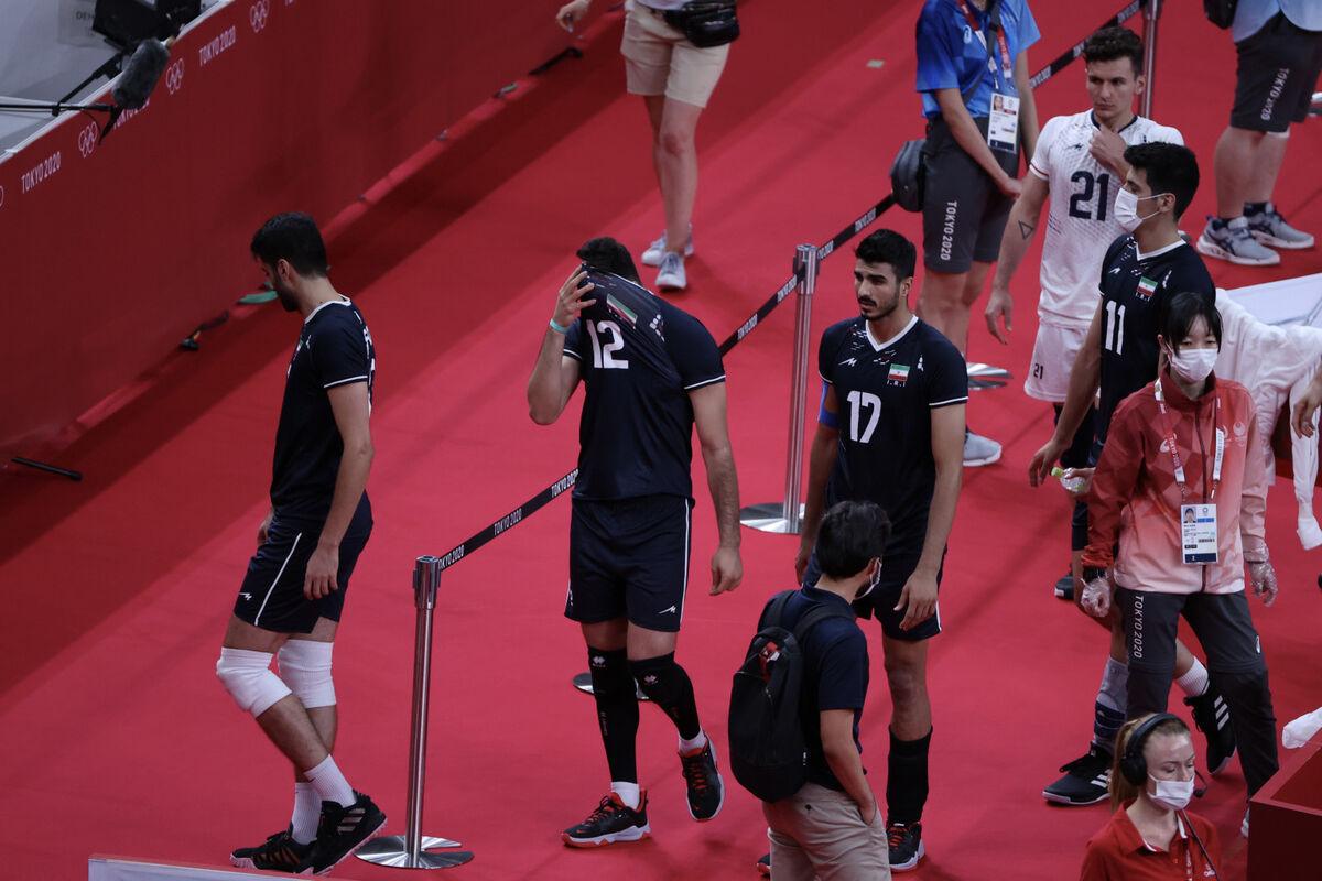 والیبال ژاپن - ایران