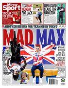 روزنامه میرر| مکس دیوانه