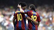 خوشحالی اسطوره برزیلی بارسلونا برای افتخار آرژانتینی مسی!