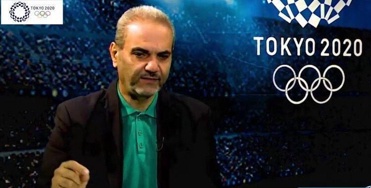 ویدیو  واکنش تند جواد خیابانی به رفتار بازیکنان والیبال ایران پس از حذف از المپیک