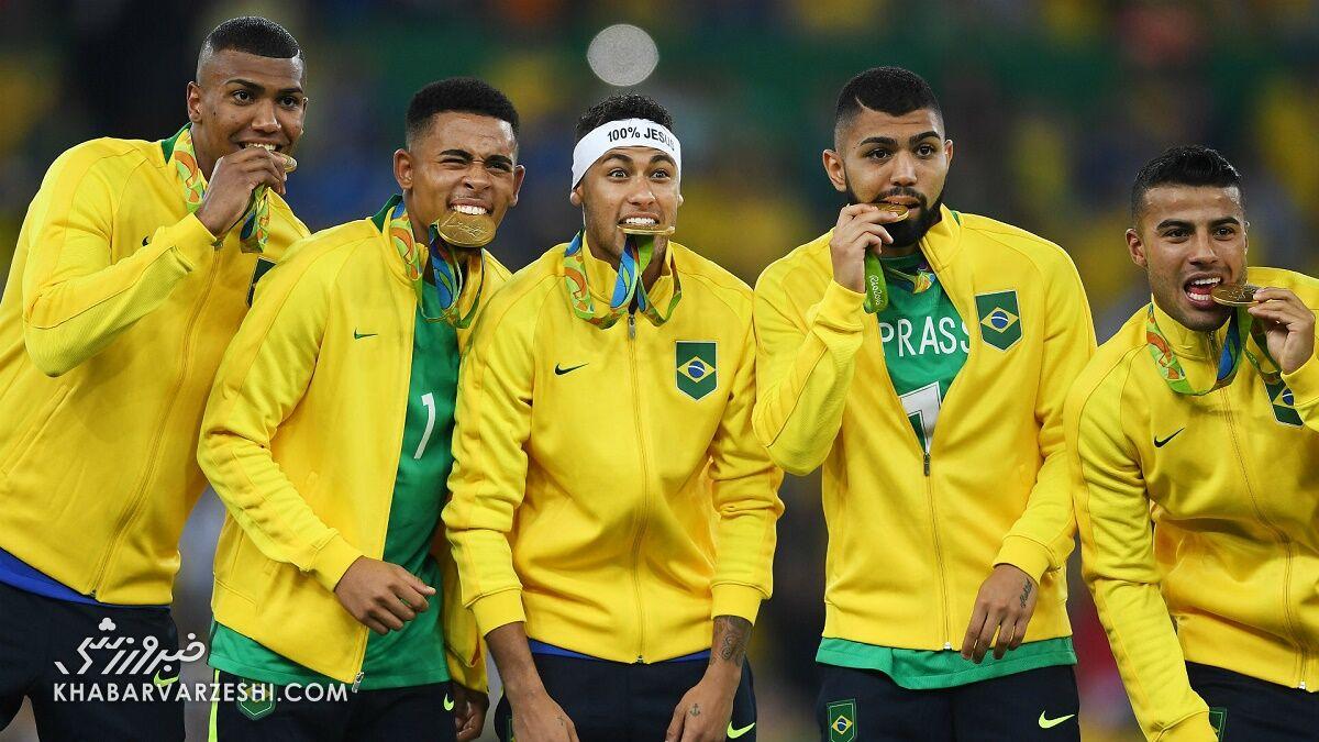 تاریخ فوتبال المپیک (2016 - برزیل)