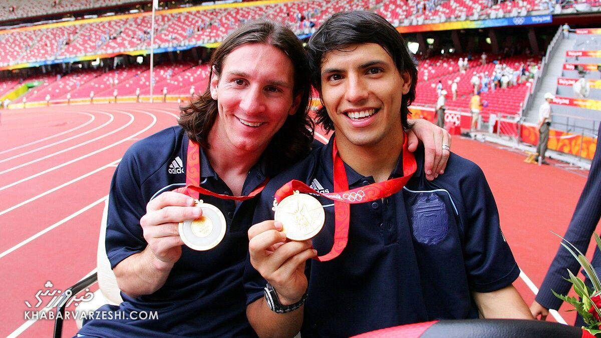 تاریخ فوتبال المپیک (2008 - آرژانتین)