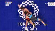 ویدیو| مسابقه کامل محمدرضاگرایی؛ نخستین کشتی گیر فینالیست ایران در توکیو