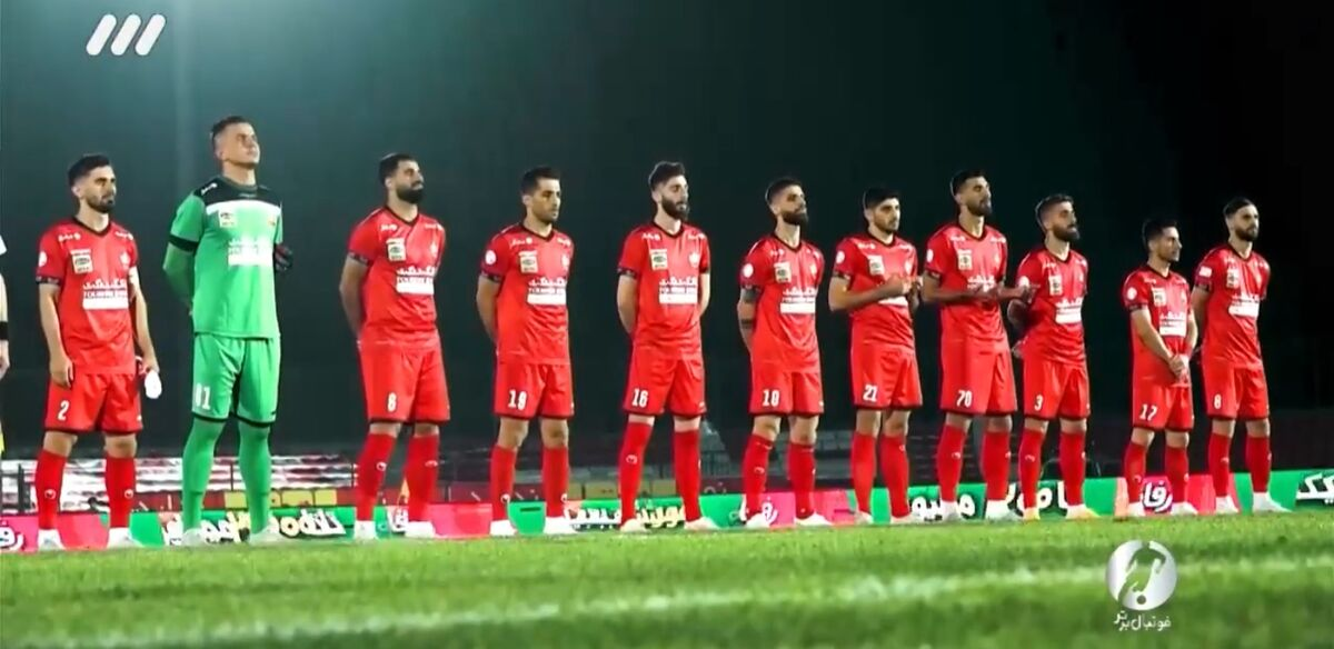 ویدیو| به مناسبت پنجمین قهرمانی متوالی پرسپولیس در لیگ برتر