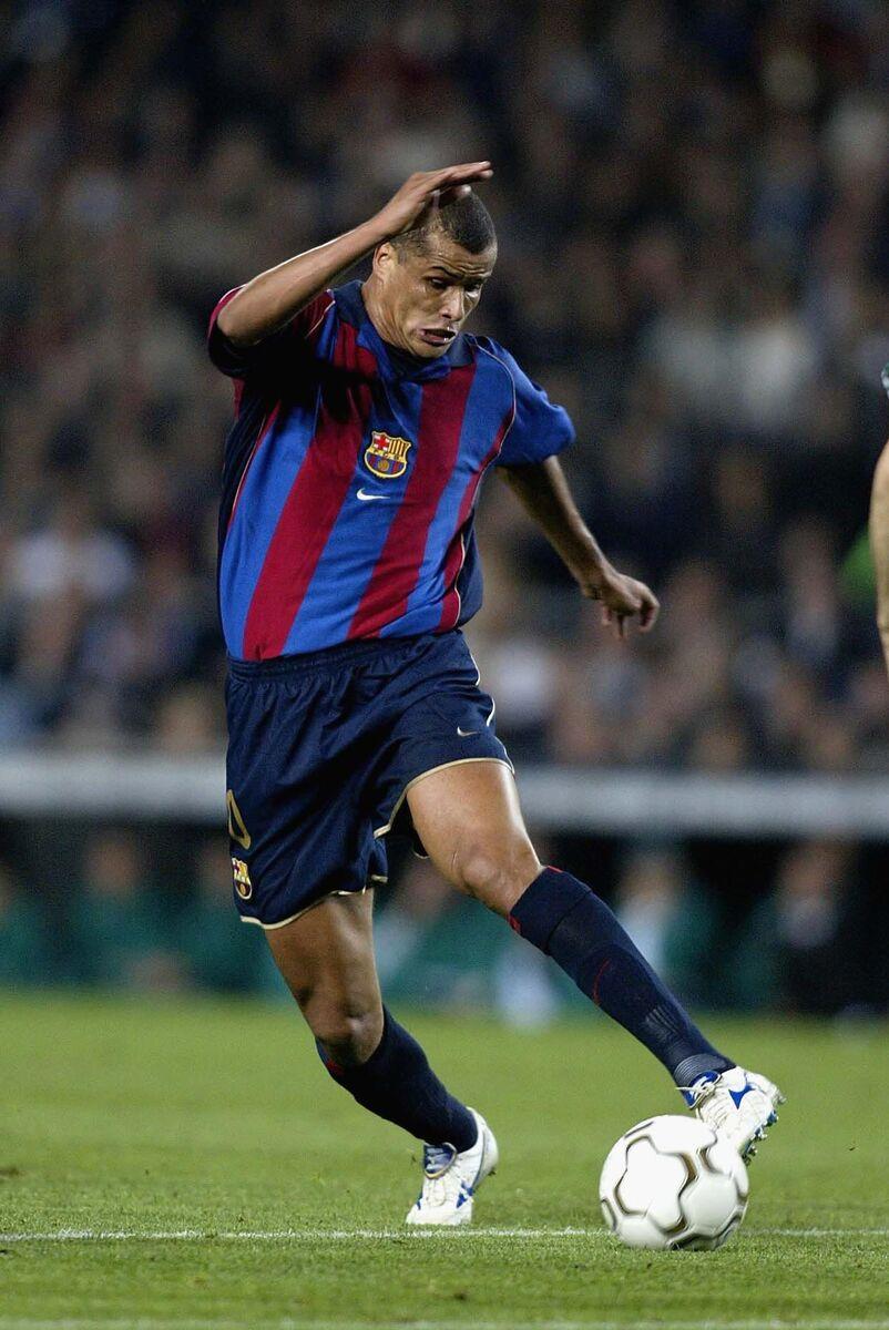 ویدیو| بهترین گلهای ریوالدو برای بارسلونا در لیگ قهرمانان اروپا