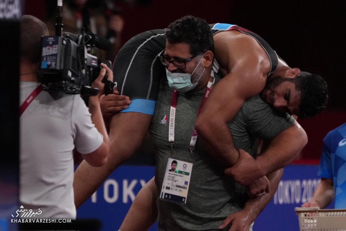 محمدهادی ساروی (المپیک 2020)