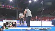 ویدیو| واکنش عجیب با سرمربی/ سالتوی گرایی به محمد بنا پس از کسب مدال طلا