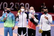 درخشش طلا بر سینه گرایی/ دومین مدال طلا برای کاروان ایران