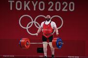 تصاویر| ملاقات با فرازمینیترین و قویترین مرد جهان در المپیک/ لاشا تالاخادزه؛ غولی که رکورد جهان را شکست