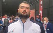 ویدیو| صحبتهای علی داوودی پس از کسب مدال نقره