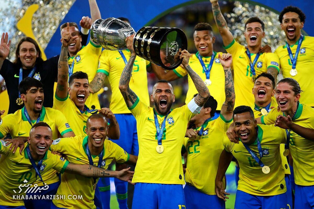 جامهای قهرمانی دنی آلوس (برزیل)