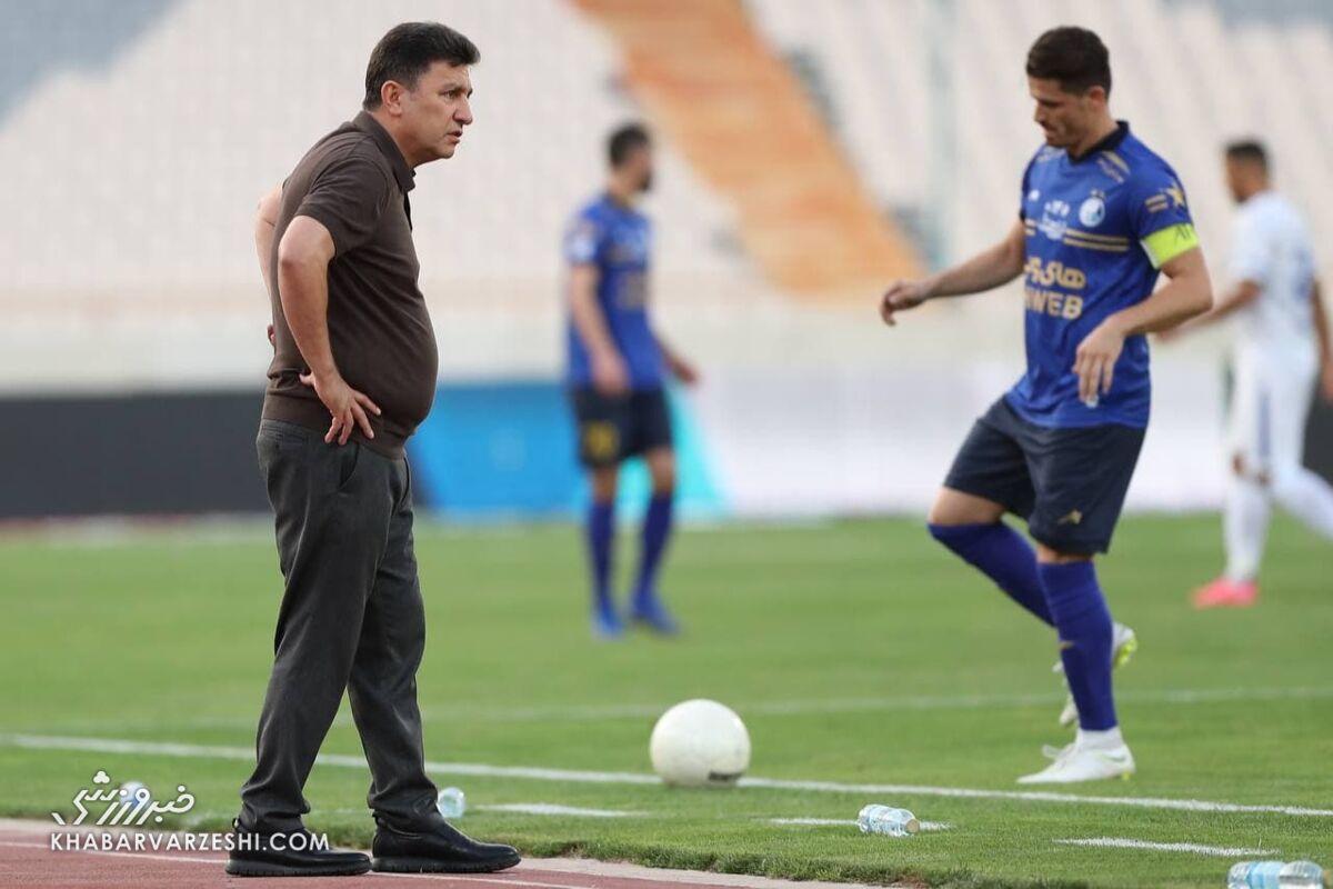ویدیو  قلعه نویی: بهتر است این فوتبال را تعطیل کنید