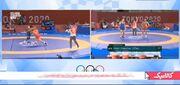 ویدیو| پیروزی امیرحسین زارع و شکست مصطفی حسین خانی مقابل حریفانشان در گام نخست