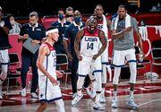 آمریکا به فینال بسکتبال رسید