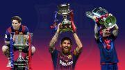 آمار شگفتانگیز مسی در بارسلونا/ لئو جاودانه شد