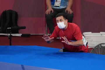 واکنش محمدی به عملکرد کشتی آزاد در المپیک/ پیشبینی ما سه مدال بود