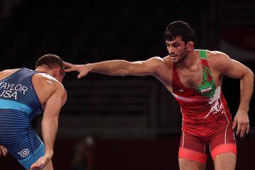 پیام اولین قهرمان المپیکی تاریخ ایران به یزدانی/ خودت را به تیلور تحمیل کن!