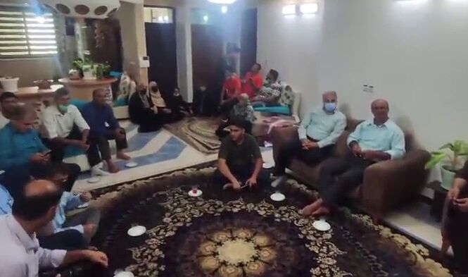 ویدیو  حال و هوای منزل رضا اطری پیش از آغاز رقابت در المپیک