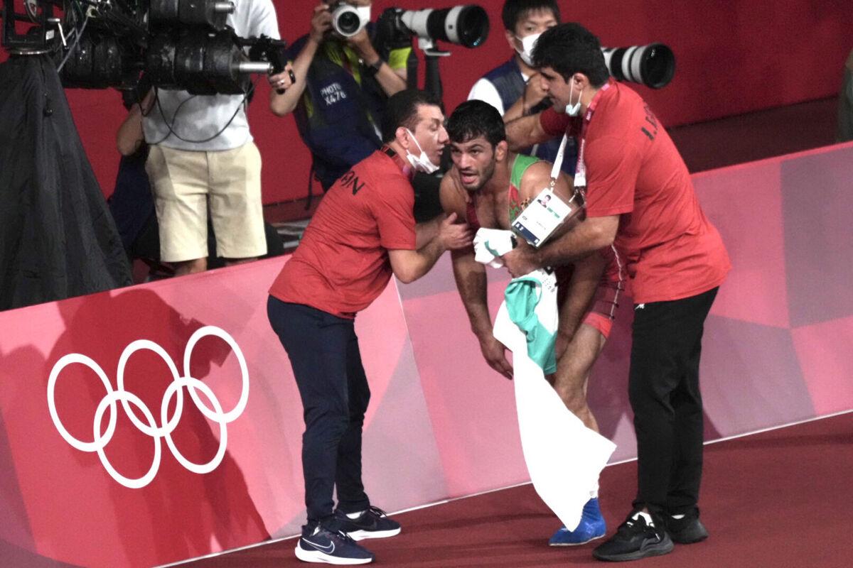 روایت خبرگزاری روسی از رفتار تند حسن یزدانی/ واکنش مسئولان المپیک