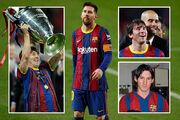 نوار زمان لیونل مسی در بارسلونا/ خاطراتی که ابدی شدند