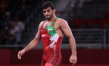 ویدیو  حسن یزدانی در آستانه تبدیل شدن به پرافتخارترین ورزشکار ایرانی
