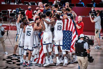 آمریکا ۸۷ - فرانسه ۸۲/شانزدهمین قهرمانی یانکیها