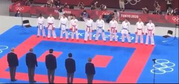 ویدیو  معرفی گروه حمیده عباسعلی در مسابقات کاراته المپیک توکیو