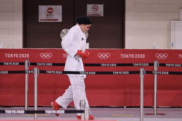 حمیده عباسعلی: هیچ کسی به اندازه خودم از من توقع مدال نداشت/ هنوز نمیدانم آسیبدیدگیام چقدر است