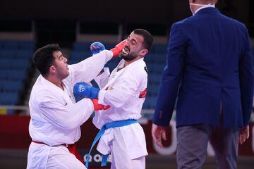 فینالیست شدن سجاد گنجزاده در المپیک