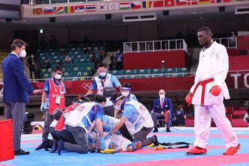 واکنش وزیر ورزش عربستان به طلای عجیب گنجزاده/ پاداش ۳۳ میلیارد تومانی به کاراتهکای عربستان