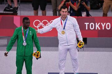 روایت گنج زاده از ضربهای که او را بیهوش کرد/ از ورزشکار عربستان عذرخواهی کردم/ مدالم را به مردم خوزستان تقدیم میکنم