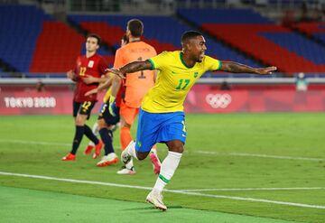 ببینید  خلاصه بازی برزیل ۲-۱ اسپانیا (فینال المپیک ۲۰۲۰)