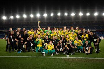 برزیل ۲ - اسپانیا ۱/ سلسائو مثل دوره قبل قهرمان شد