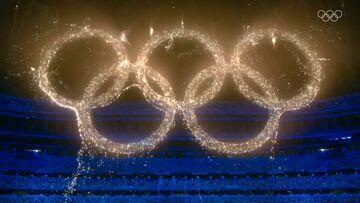 ویدیو  نمای فوق العاده از اختتامیه المپیک ۲۰۲۰