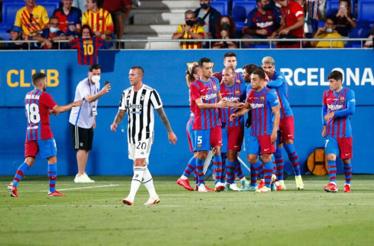 ویدیو| خلاصه بازی بارسلونا ۳-۰ یوونتوس