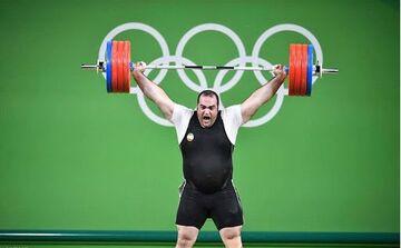 ویدیو  رقابت خاطره انگیز بهداد سلیمی در المپیک ریو و شکستن رکورد جهان