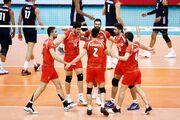 ویدیو| کامبک به یادماندنی تیم والیبال ایران برابر آمریکا در سال ۲۰۱۷