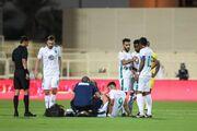 ویدیو  عمر السومه به بازی با ایران نمی رسد